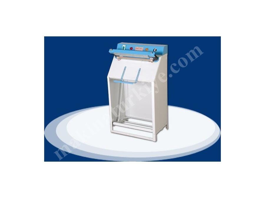 Pedallı Poşet Ağzı Kapatma Makinası / Çağsan 0014