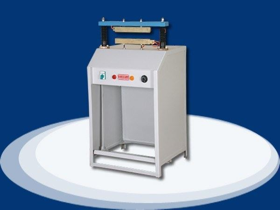 Ayak Pedallı Tırtıllı Çene Torba Ağzı Kapatma Makinası / Çağsan 0012