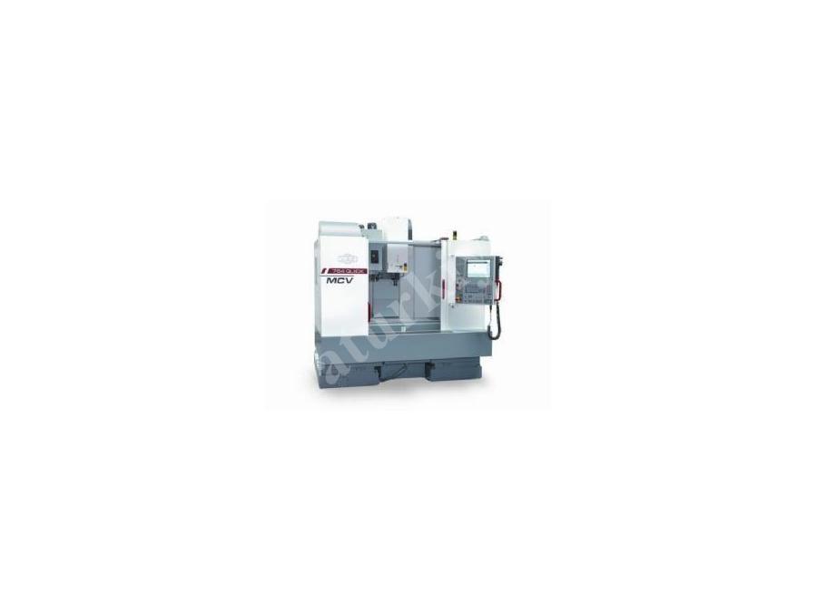 C Tipi Cnc Dik İşleme Merkezi / Kovosvit Mas Mcv 754 Quıck