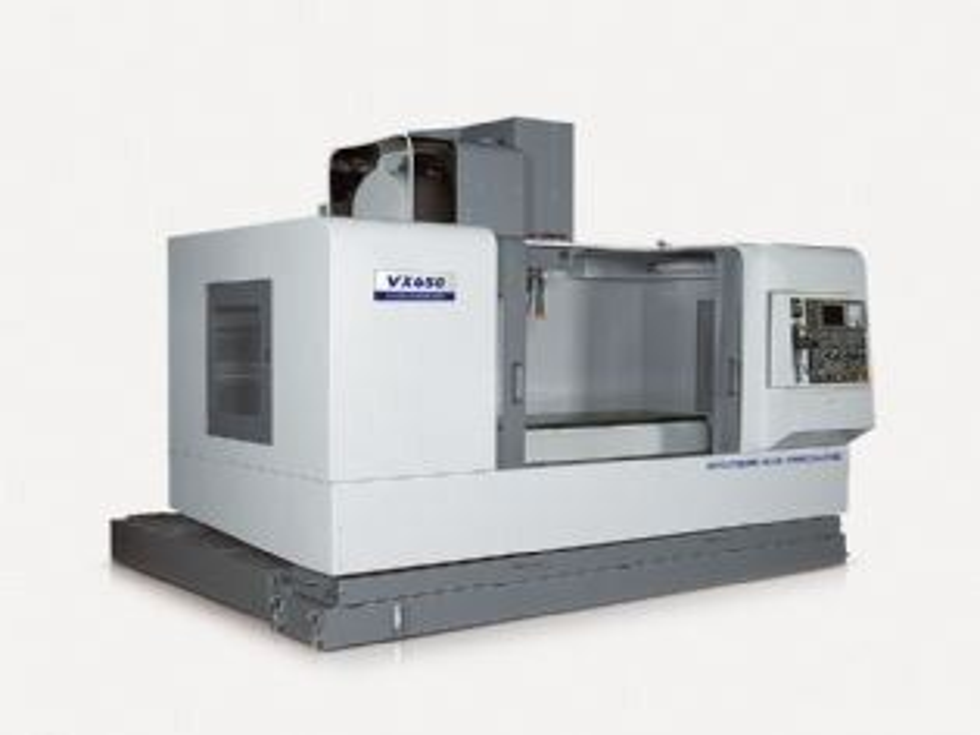 C Tipi Cnc Dik İşleme Merkezi / Hyundai-Kia Vx 650