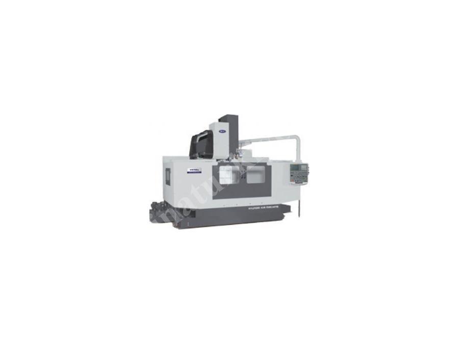C Tipi Cnc Dik İşleme Merkezi / Hyundai-Kia Vx700/40