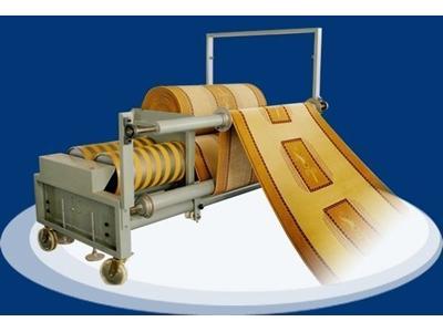 Rulo Halı Sarma Makinesi / Çağsan Ç-Hsm-2