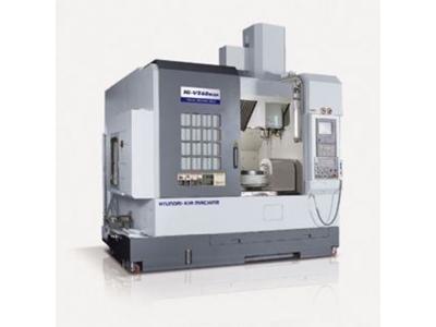 Cnc 5 Eksen Dik İşleme Merekezi / Hyundai-Kia Hi-V560m/5a