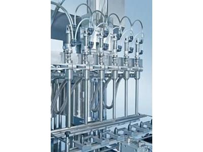 Sıvı Dolum Ve Kapatma Makinası ( 2000-3000 Ad/H )