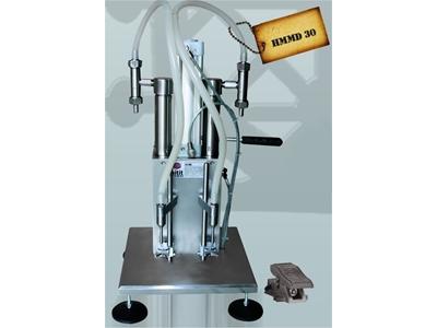 Çiftli Sıvı Dolum Makinası ( 1500 Ad/Saat )
