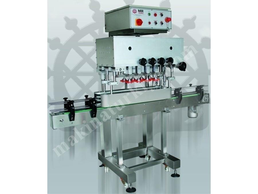 Triger Sıvı Sabun Kapatma Makinası ( 100 Ad/Dak )