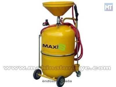 Endüstriyel Sıvı Püskürtme Tankı / Maxi S M-Spm