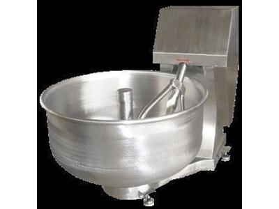 Sanayi Tipi Çatal Kazanlı Hamur Yoğurma Makinası / Nanmak Hym50