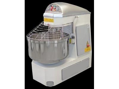 Sanayi Tipi Spiral Hamur Yoğurma Makinesi / Nanmak Nsp 130 A