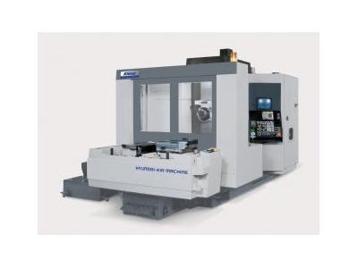 Çok Tablalı Cnc Yatay İşleme Merkezi / Hyundai-Kia Kh 50g