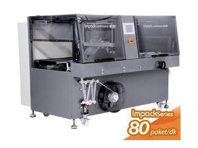 Sürekli Kesim Shrink Ambalaj Makinası / Impack Y12 009 020