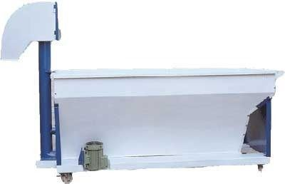 Ambarlı Tip Fırçalı Un Eleme Makinesi / Çelikel Ç-Fat 500