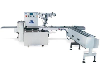 Otomatik Yatay Paketleme Makinası / Forma Ya-100