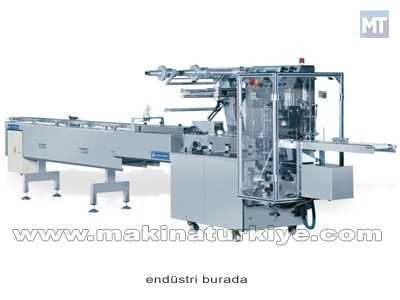 Yatay Ambalaj Makinası / Forma Ya-110