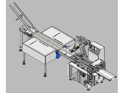 Otomatik Yatay Ambalaj Makinası / Forma Ya-130