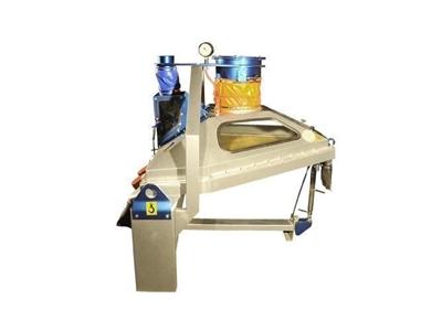 Kuru Taş Ayırıcı Makinesi Kapasite: 4 ton /saat
