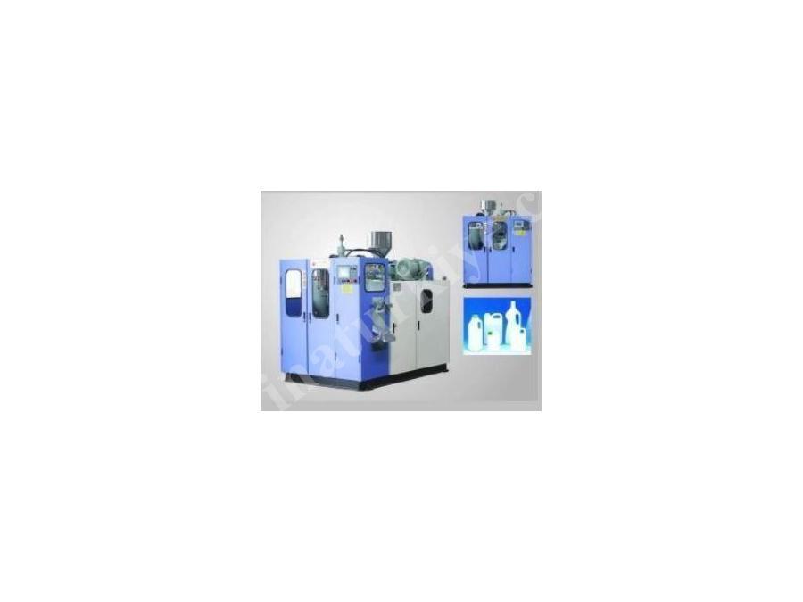 Otomatik Şişirme Makinesi ( 5 Lt )