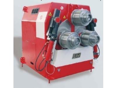 Hidrolik Profil Bükme Makinesi