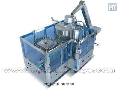 Otomatik Sıvı Dolum Makinası