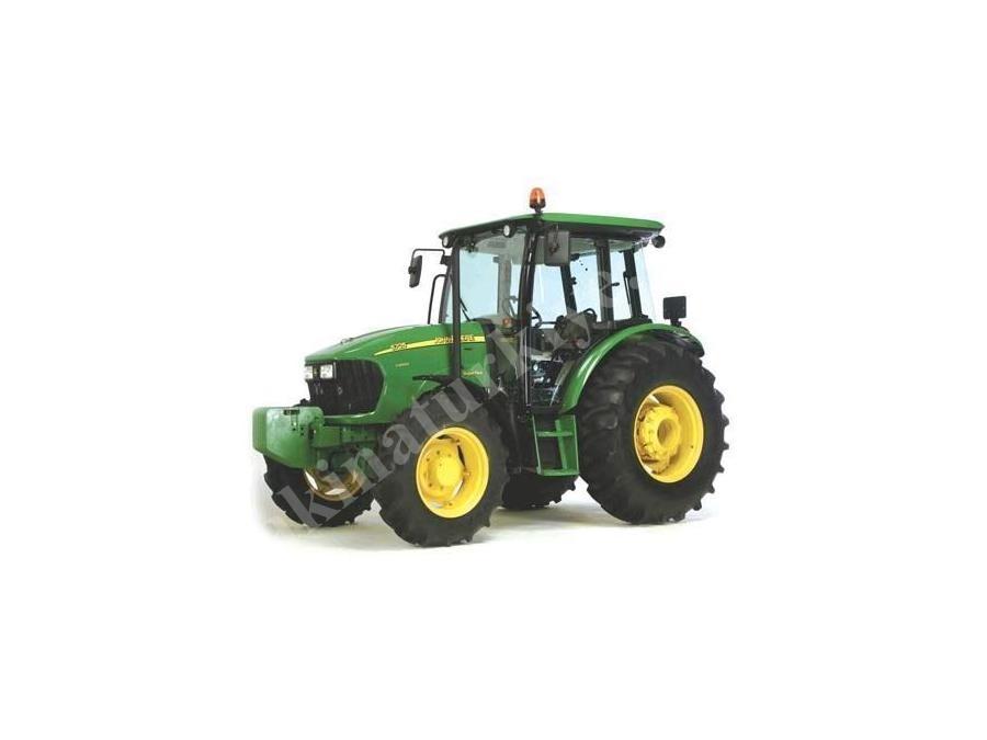 90 Hp Traktör