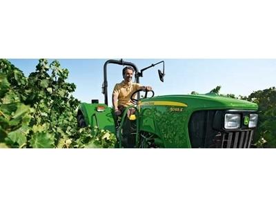 55 Hp Traktör