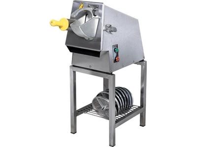 Ayaklı Sebze Doğrama Makinası