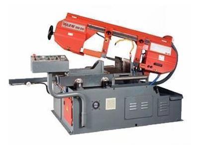 Yarı Otomatik Çift Taraf Açılı Kesim Testere Tezgahı / Uzay Umsy 350dg