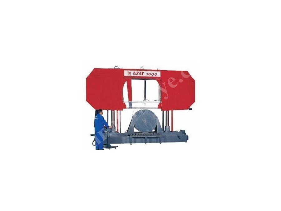 Sütunlu Yarı Otomatik Testere Tezgahı /  Uzay Umsy 1600