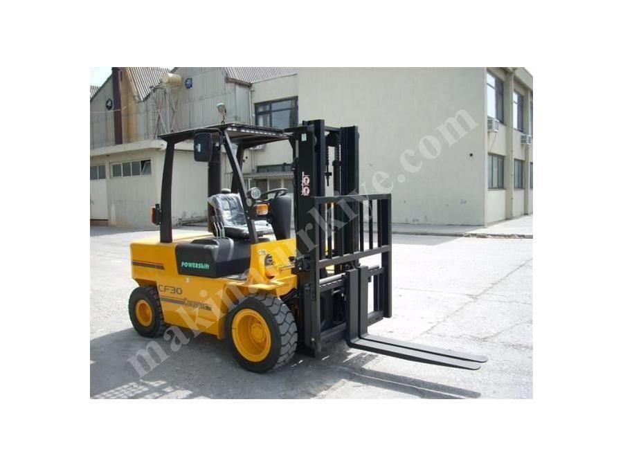 3,3 Ton Dizel Forklift / Hyundaı Hdf 33d-7