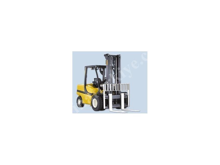 7 Ton Dizel Forklift / Hyundaı Hdf 70-7s