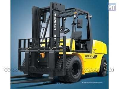 10 Ton Dizel Forklift / Hyundaı Hdf 100d-7