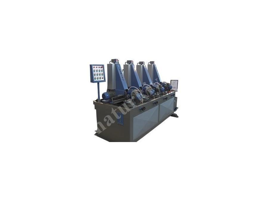 Boru Zımparalama Makinesi - 3+1