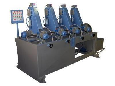 4'Lü Boru Zımparalama Makinesi