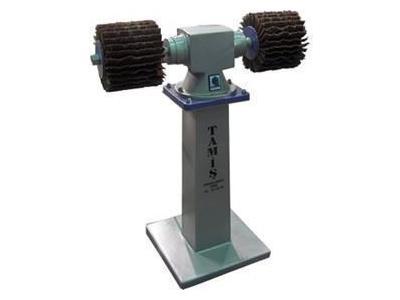 Çiftli Fırça Zımpara Makinesi