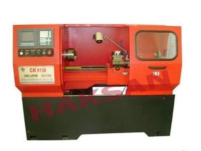 Cnc Torna Tezgahı / Cnc Lathe Ck 6132 S/1000