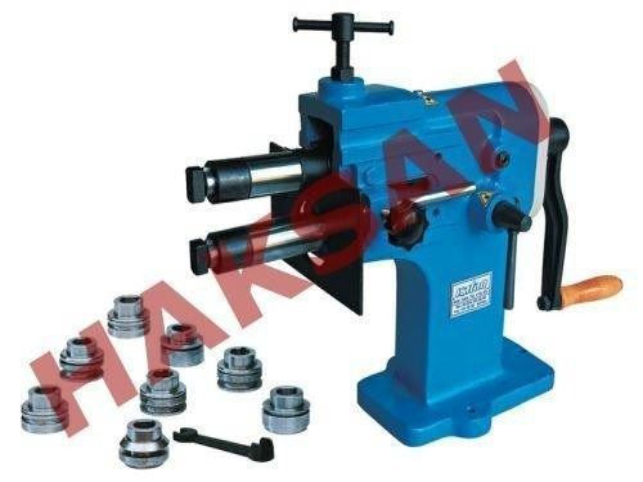 Manuel Kordon Makinesi / Isıtan Ikp 0,8