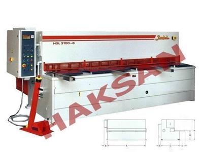 Hidrolik Giyotin Makas / Baykal Hgl 2600x6