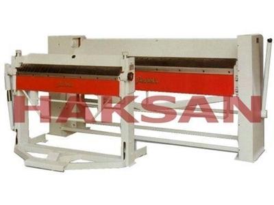 Baykal Parçalı Bıçaklı Caka Kenet Makinesi / Baykal Cks 2060 X 1,5