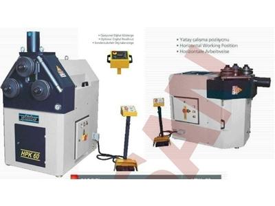 Şahinler Hidrolik Boru Profil Bükme Makinesi / Şahinler Hpk 60