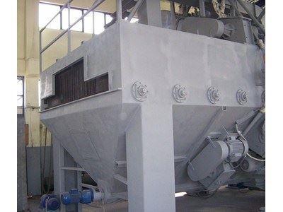 Sac Profil Kumlama Makinesi