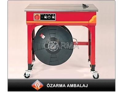 Yarı Otomatik Çember Makinesi / Transpak  T-Çm-1