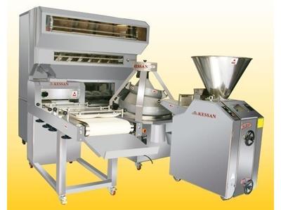 Hamur Şekil Verme Makinesi / Kessan Hşm-01