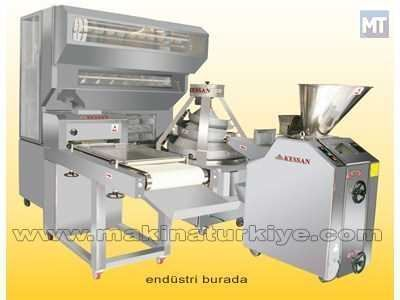 Sandviç Şekil Verme Makinesi / Kessan Sşm-01