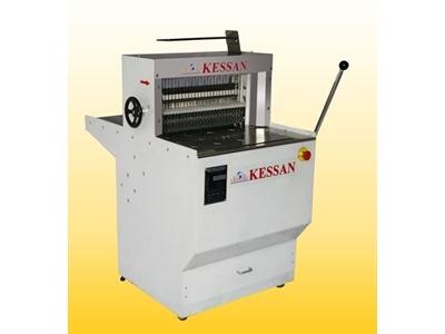28 Bıçaklı Trabzon Tip Ekmek Dilimleme Makinesi / Kessan Edm 28 T