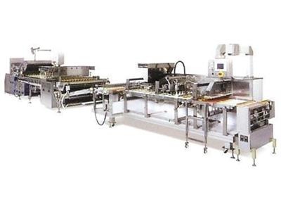 Pan Kek Üretim Hattı Makinaları