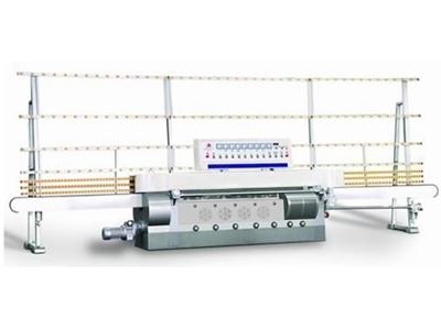 7 Kafalı Düz Cam Balıksırtı Rodaj Makinesi
