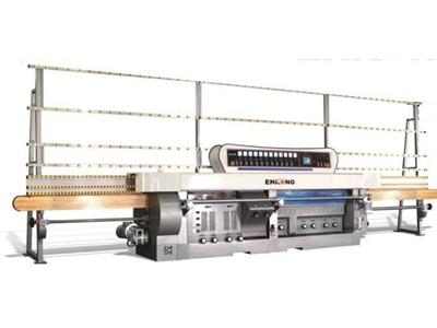 9 Kafalı Düz 0-60° Açılı Rodaj Makinesi