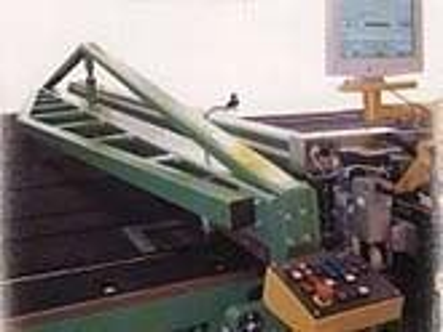 Otomatik Lamine Cam Kesim Hattı ( 3210 x 6000 mm )