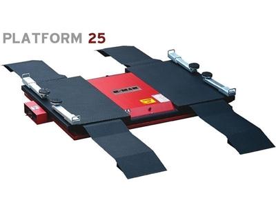 Platform Yer Lifti / K-Mak Platform 25