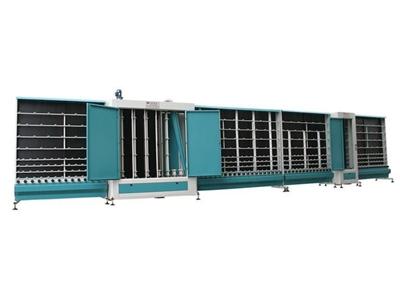 Rulo Presli Cam Yıkama Makinesi